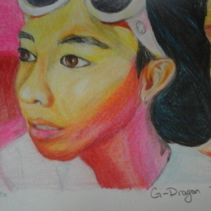 G-Dragon - Bae Bae by Yukiko-chan