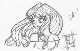 Len - Excuse Me? by Yukiko-chan