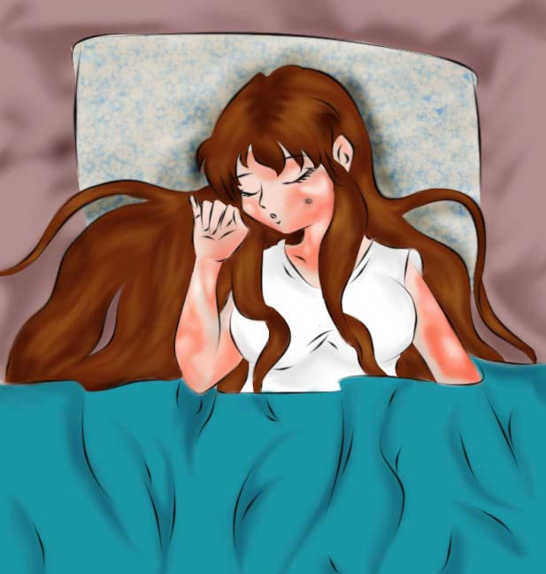 Resting and Healing.. by Yukiko-chan