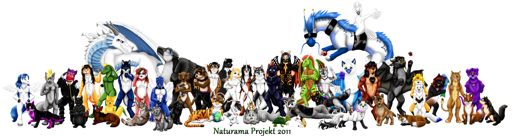 Naturama Group 2011