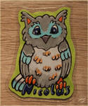 Nicolas the owl