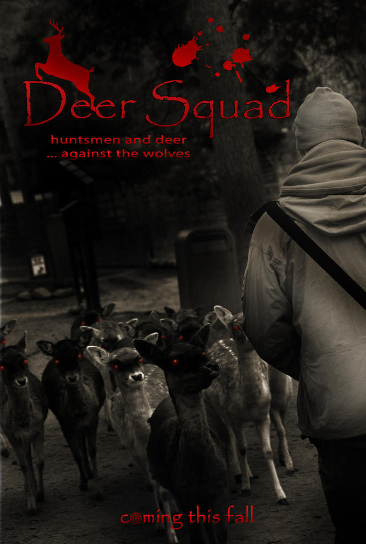 Deer Squad by Mutabi