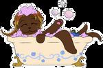 Bathing Mutabi