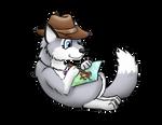 Nakouwolf chibi