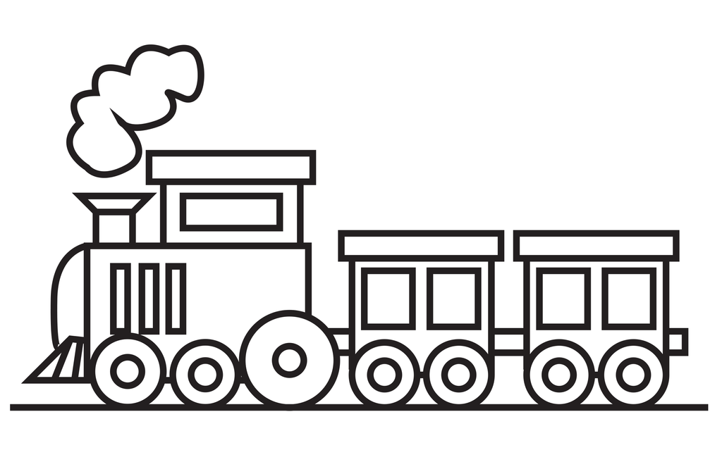 Line Art Train : T is for train by cheekydesignz on deviantart