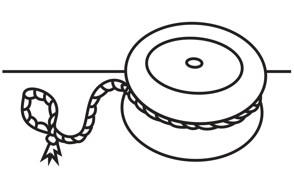 coloring pages yoyo - photo#28