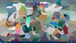 Samsung Notebook 9 15 HD Rainmeter Desktop  2016