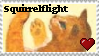 Squirrelflight Stamp by Blayzes