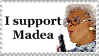 Madea Stamp by Blayzes