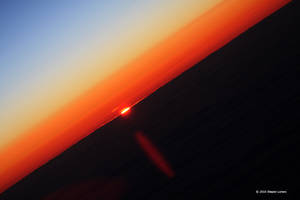 Sunrise at a High Altitude by Mr-Heli