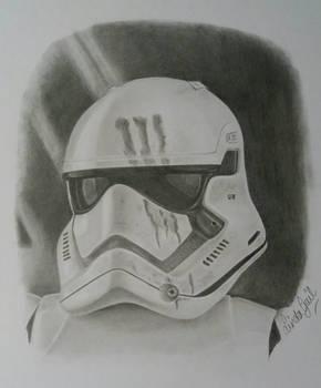 FAN ART - Finn - The Force Awakens