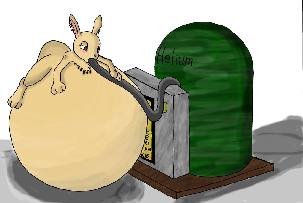 Anthro Nidorina Inflation By Doom Wolf Deviantart Dibujos Para