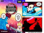 Kimetsu no Yaiba - Koopa Slayer - TF TG comic prev by CartboobsM