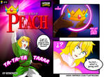The Legend of Peach - TF TG comic - Preview