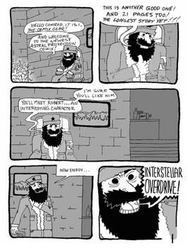 Interstellar Overdrive Page 1