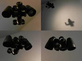 Spaceship Binoculars