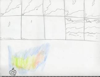 Lizard Light Storyboards three
