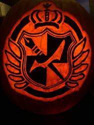 Hope's Peak Academy Pumpkin