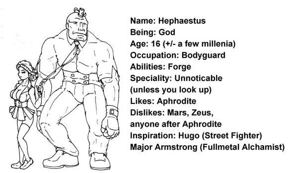MOC Hephaestus
