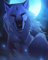 [Svajone] La Luna by Wulfghast