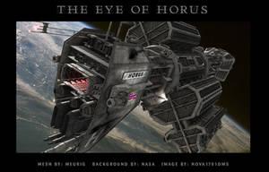 Eye of Horus by Nova1701dms