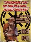 Star Wars Recruitment Poster 1