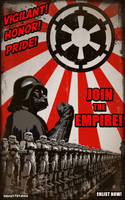 Star Wars Recruitment Poster 3 by Nova1701dms