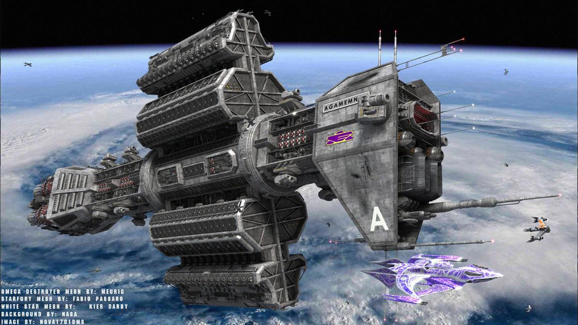Omega's Home by Nova1701dms