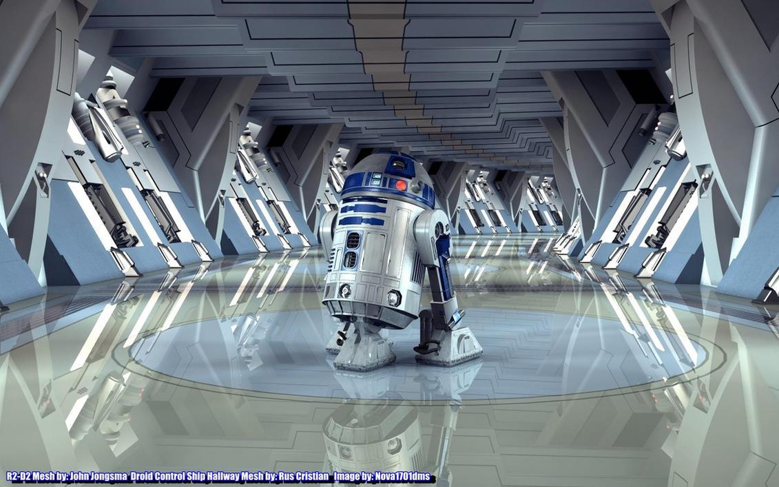 Our Favorite Little  Droid.... by Nova1701dms