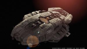 Battlestar Cygnus by Nova1701dms
