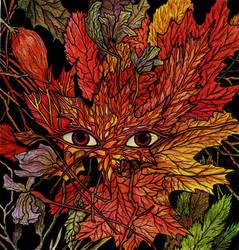 Autumn ent by Niuchaczaus
