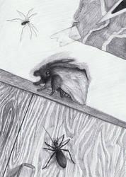 Summer monsters by Niuchaczaus