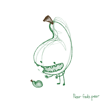 Pear ofc by ChristianJoensen