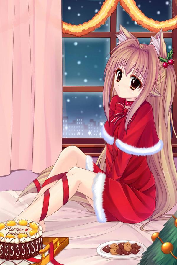2012 Christmas by ShiroKujaku