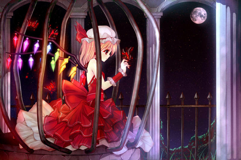 Cranberry Trap by ShiroKujaku