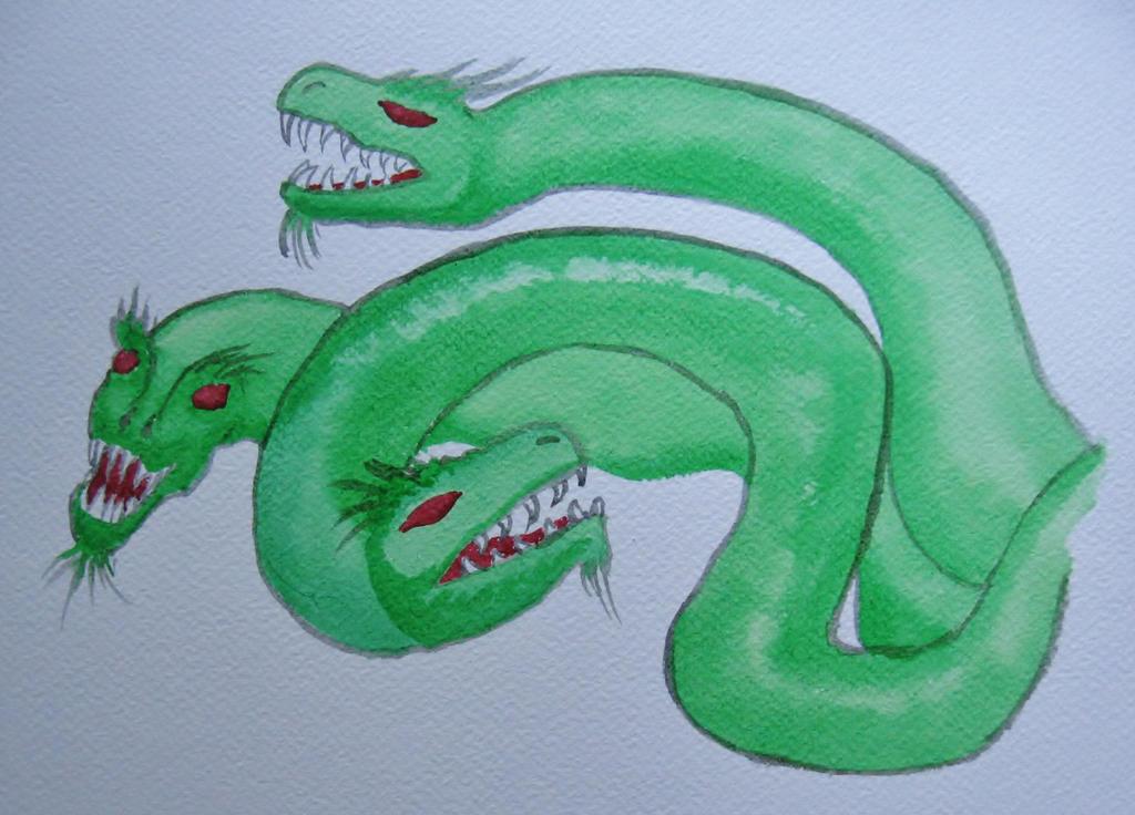 The Hydra by SpiderMilkshake