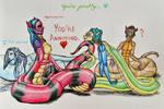 Naga Social Relations by SpiderMilkshake