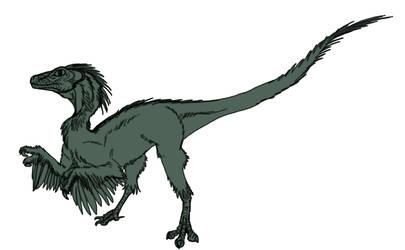 Compsognathus Base