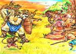 Ancient War For Mossflower