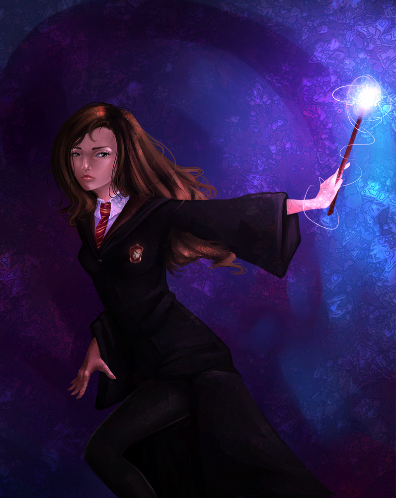 ProjectFT: Hermione Granger by Lamphy