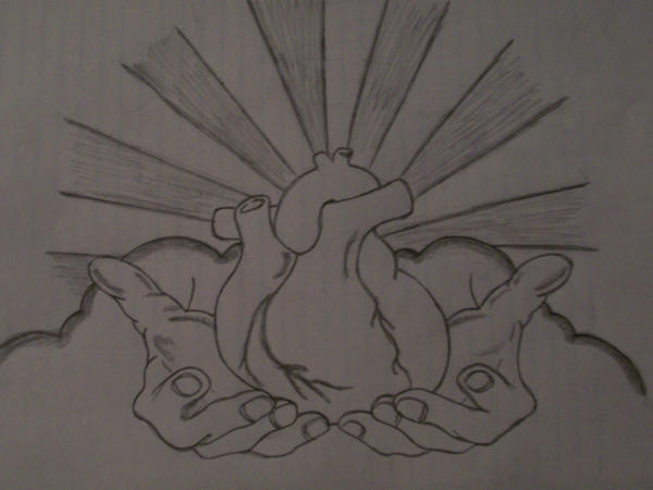 Chest peice tattoo sketch. - chest tattoo