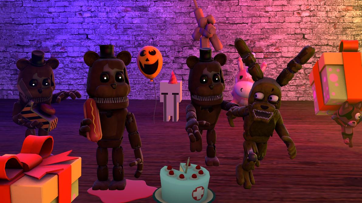Party animals by sethsutoro