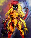 Symbiote - Scream #5