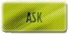 dA - Buttons - ASK by WisdomX
