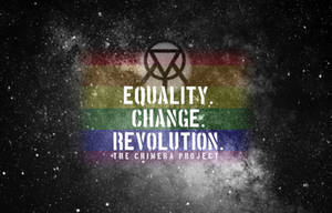 Equality. Change. Revolution. by Project-Posters