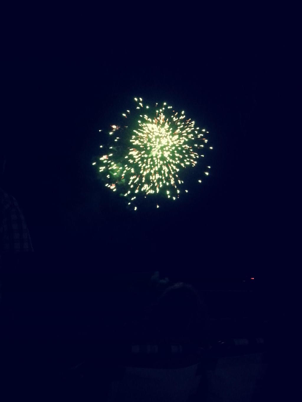 Fireworks i by GeorgieDeeArt