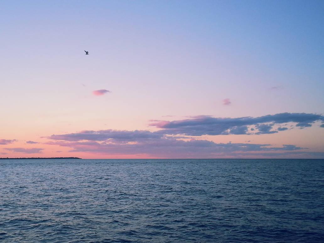 January Evening xiii by GeorgieDeeArt