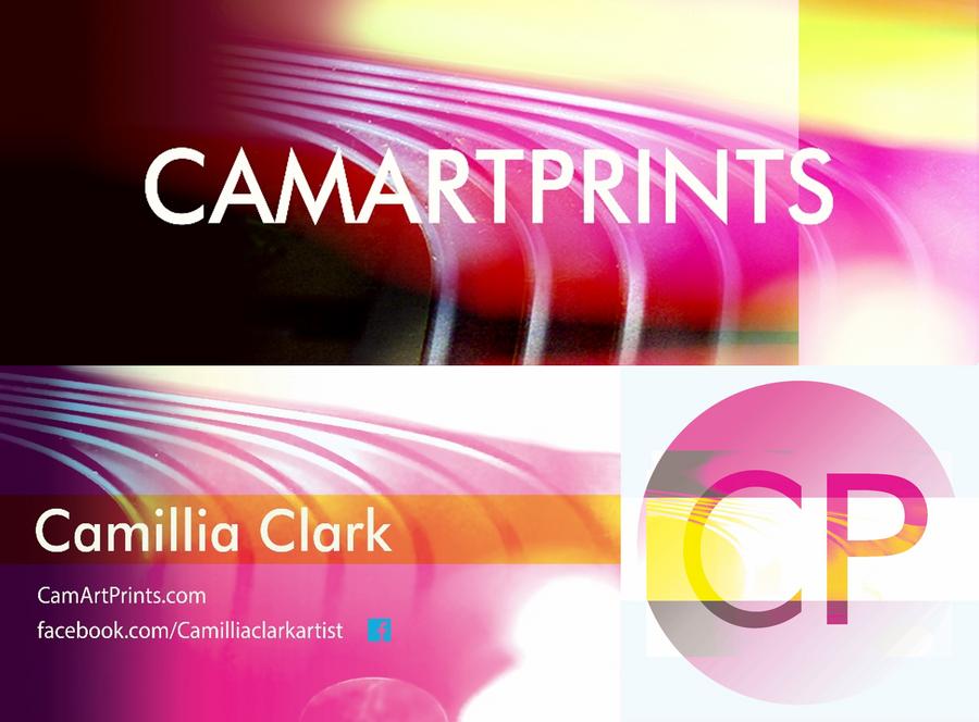 CamArtPrints by GeorgieDeeArt