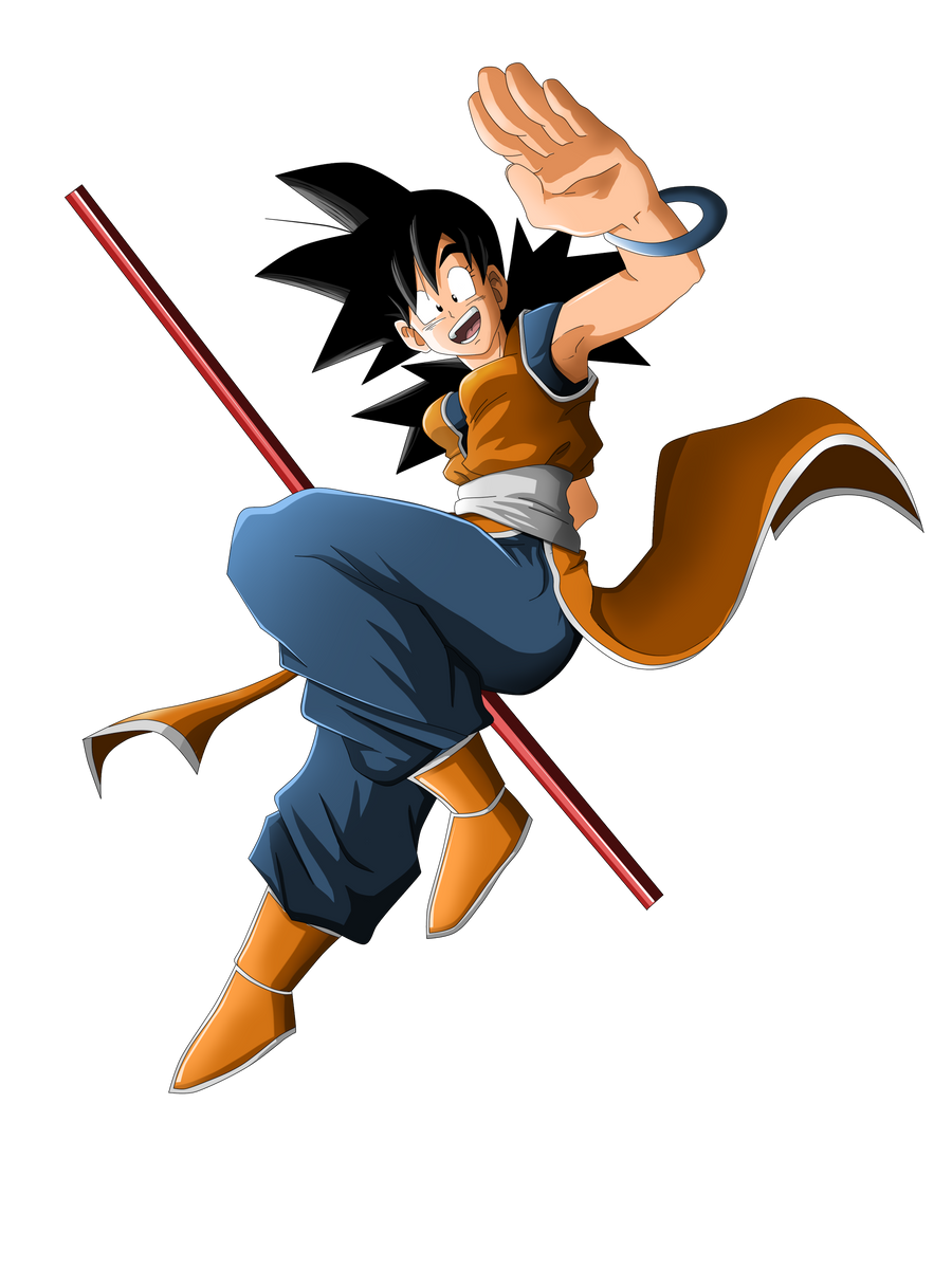 Dragonball_MF_ Older Goku by Palmtop-Peanut