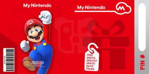 My Nintendo Booklet